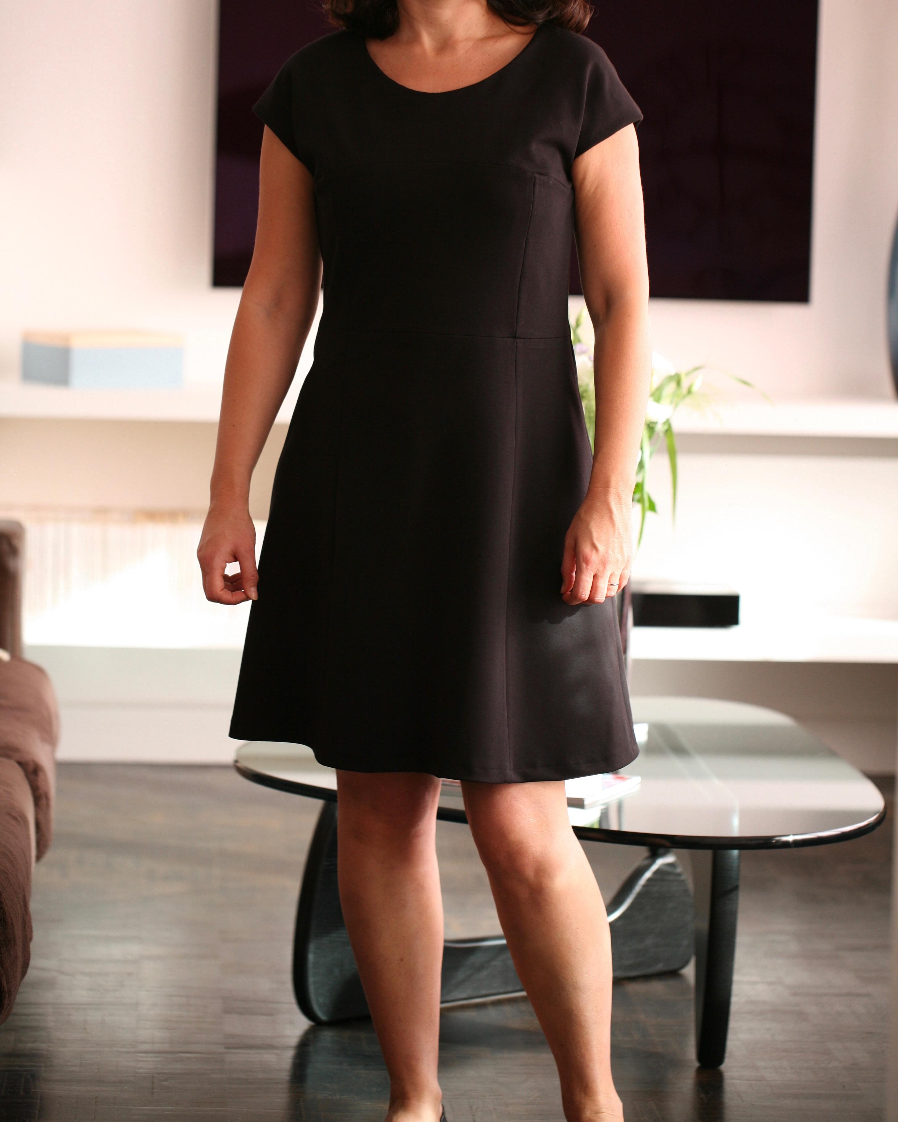 Robe Madeline - La Maison Victor - Couture en coulisse